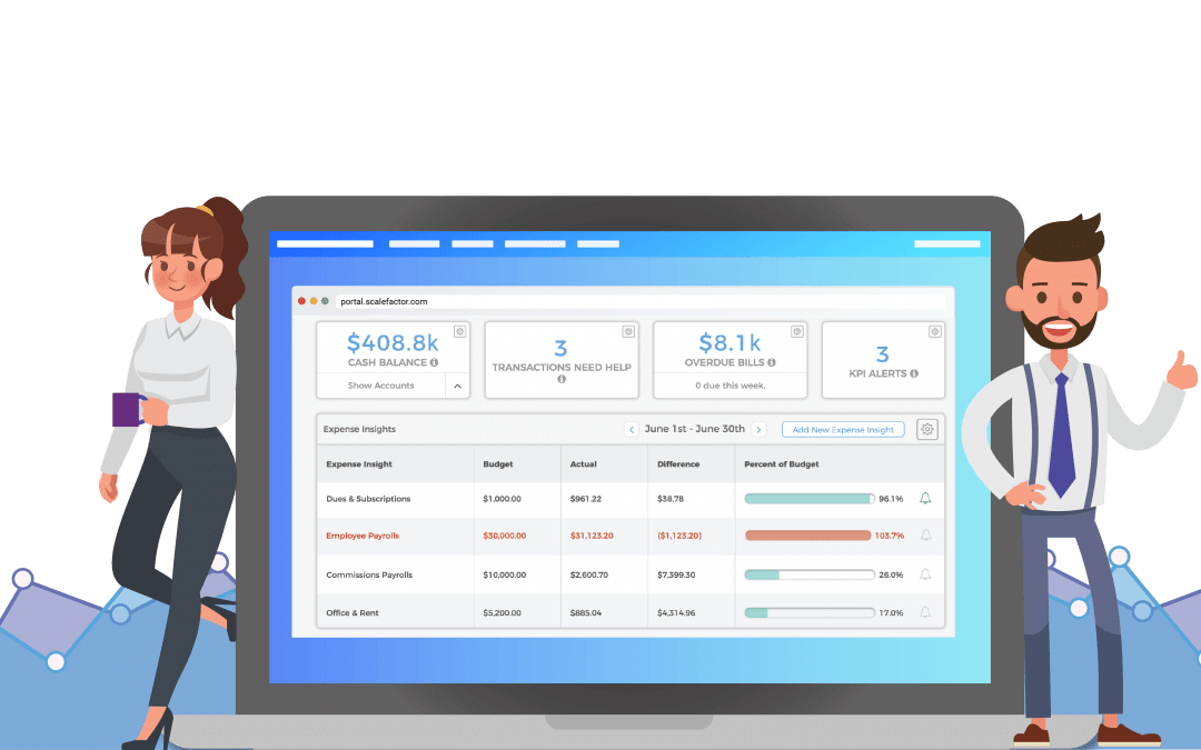 Scalefactor expense insights