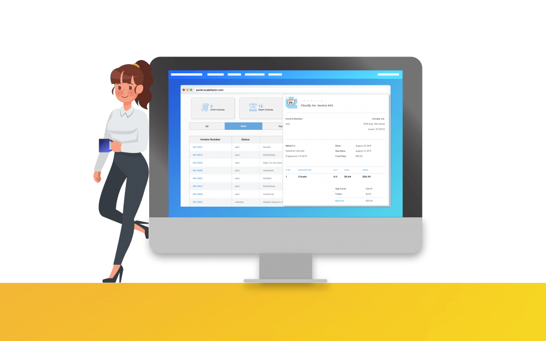 Feature of the Week: Invoicing
