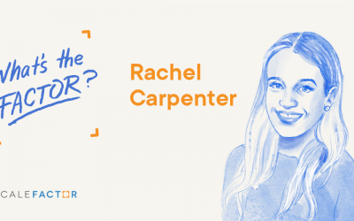 What's the Factor? Episode 2 Recap: Rachel Carpenter of Intrinio