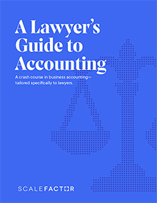 A Lawyer's Guide to Accounting ebook cover
